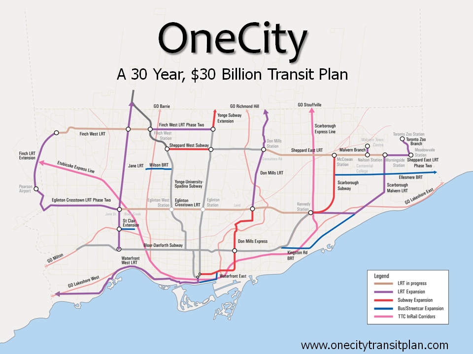 Subway Map In Powerpoint.Onecity Powerpoint Presentation And Large Maps Onecity Transit